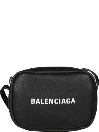 Balenciaga Small Everyday Camera Shoulder Bag