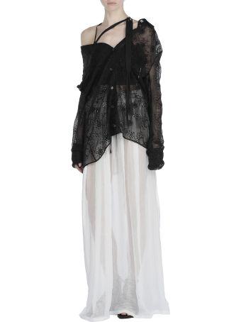 Ann Demeulemeester Silk Shirt