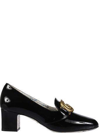 Gucci Gg Mid-heel Pumps