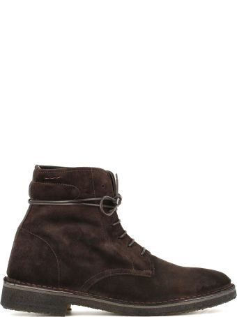 """Alexander Hotto Lace-up Boots """"54200x"""""""
