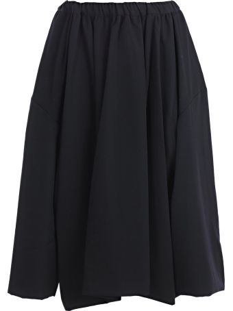 Comme des Garçons Split Detail Skirt