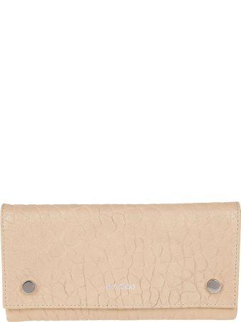 Jimmy Choo Laina Continental Wallet