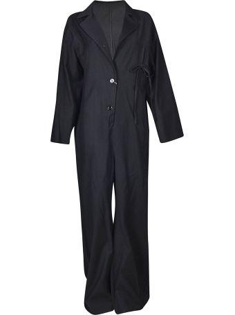 MM6 Maison Margiela Button Closure Jumpsuit