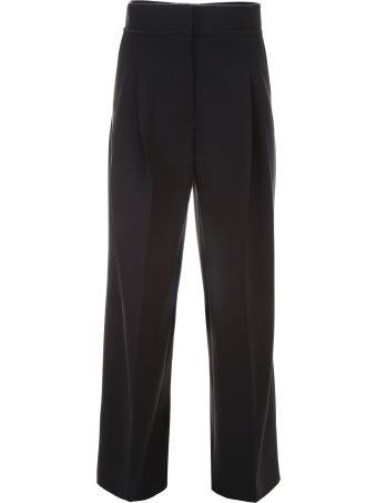 Trousers With Seam Details