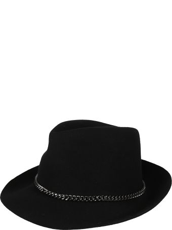 Stella McCartney Falabella Chain Hat