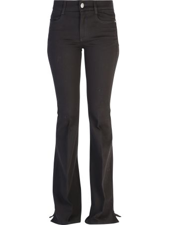 Stella McCartney Black Flared Jeans