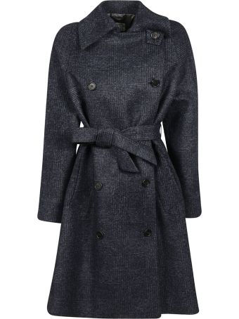 Kiltie & Co. Belted Trench