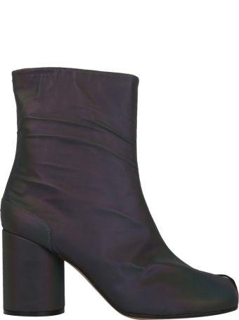 Maison Margiela Tabi Reflecting Boots