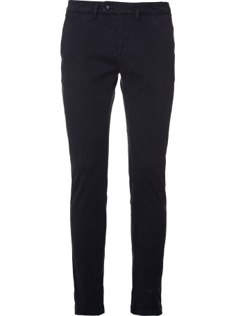 Department 5 Chino Pants In Grey