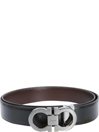 Salvatore Ferragamo Double Face Belt