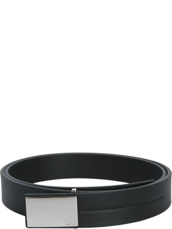 Dior Homme Belt With Metal Buckle