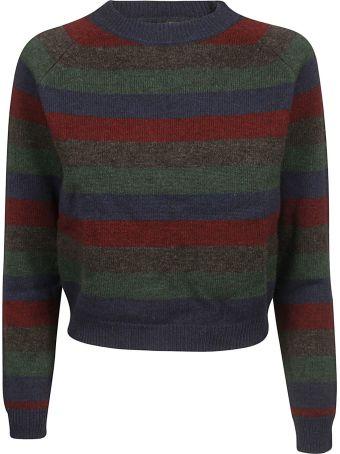 Aspesi Striped Sweater