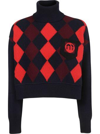 Miu Miu Knitted Cardigan