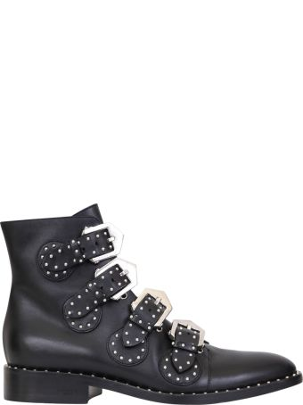 Givenchy Pure Leather Boots