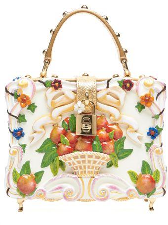 Dolce & Gabbana 'dolce Box Cestino Capo Di Monte' Bag