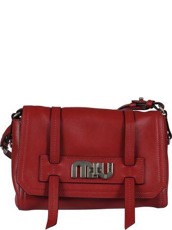 Miu Miu Grace Lux Shoulder Bag