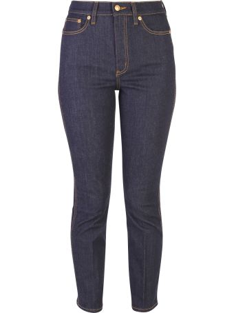 Tory Burch Blue Jeans