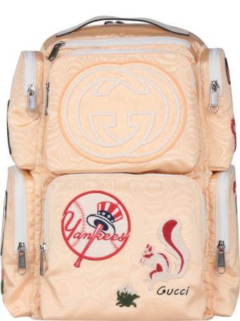 Gucci Ny Yankees Backpack