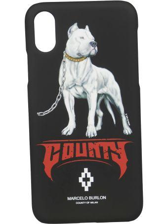 Marcelo Burlon Dog Iphone X Case