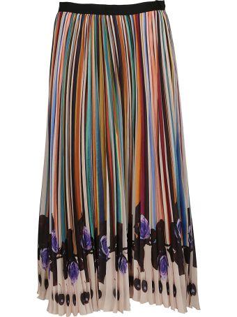 Paul Smith Striped Skirt