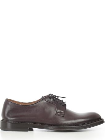 woven oxfords - Brown Doucal's 2018 For Sale Clearance v4Gyld