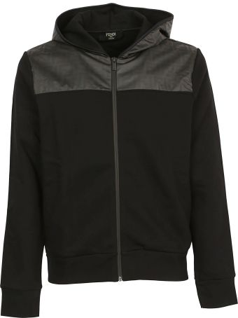 Fendi Zip Sweatshirt