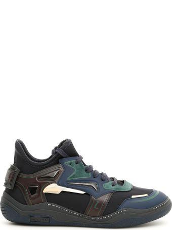 Lanvin Mid Sneakers