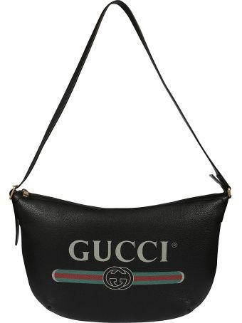Gucci Drawstring Backpack