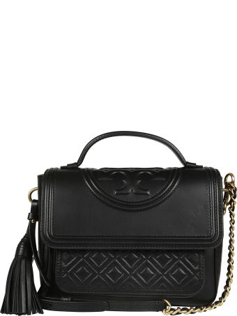 Tory Burch Embroidered Shoulder Bag
