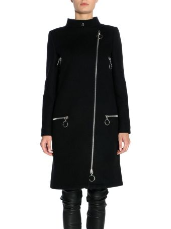Moschino Coat Coat Women Moschino Couture
