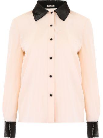 Miu Miu Shirt With Sequins
