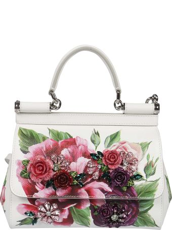 Dolce & Gabbana Floral Tote