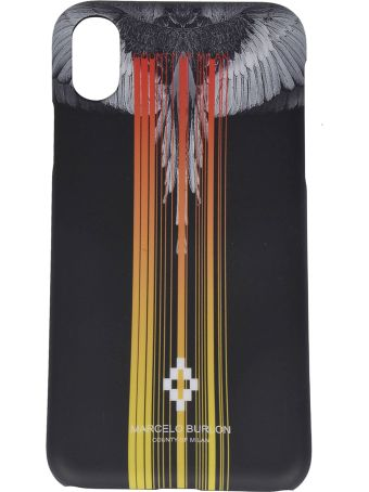 Marcelo Burlon Wing Barcode Iphone X Case