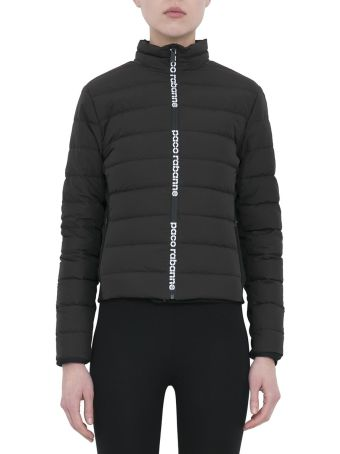 Paco Rabanne Nylon Down Jacket