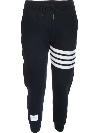 Thom Browne Double Face Track Pants