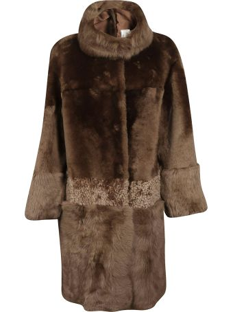 Desa 1972 Desa Faux Fur Coat