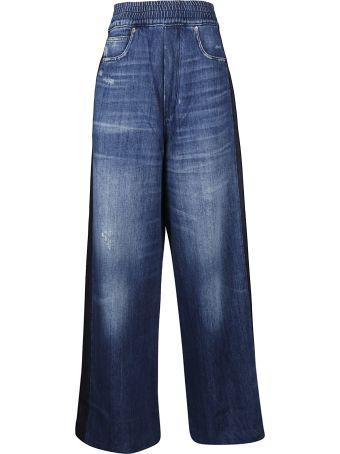 Golden Goose Washed Detail Jeans