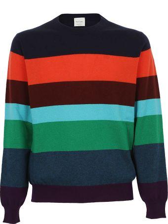 Paul Smith Striped Knitwear
