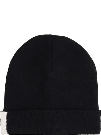 Givenchy Black Wool Hat