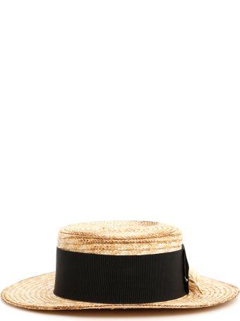 Ruslan Baginskiy Straw Hat