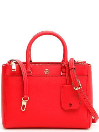 Tory Burch Robinson Bag With Zips