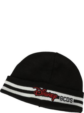 GCDS Mickey Logo Cap