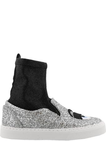 Chiara Ferragni Flirting Slip-sock