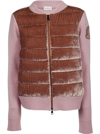 Moncler Tricot Bomber