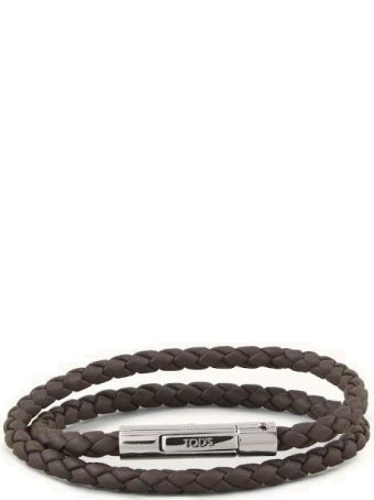 Tod's Mycolors Bracelet In Leather