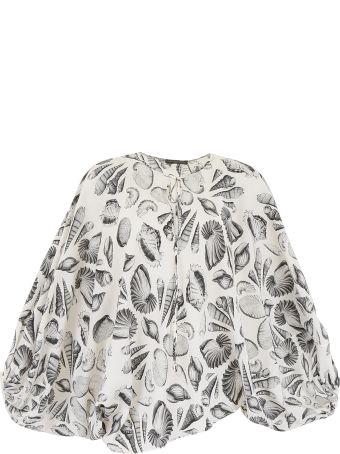 Alexander McQueen Shell Print Shirt
