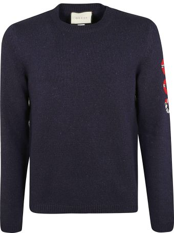 Gucci Snake Sweater