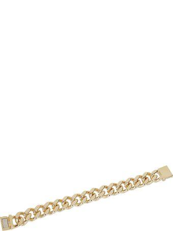 A.P.C. Gravure Chained Bracelet