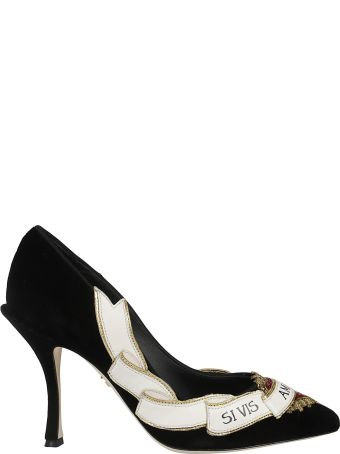 Dolce & Gabbana Ribbon Pumps