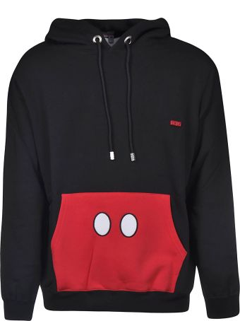 GCDS Mickey Mouse Detail Hoodie